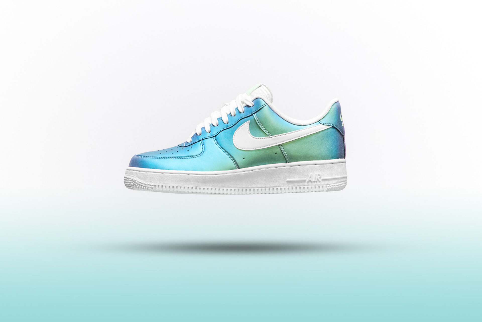 check out 58edc 0b50c closeout nike air force 1 low fresh mint de7a6 2cea5