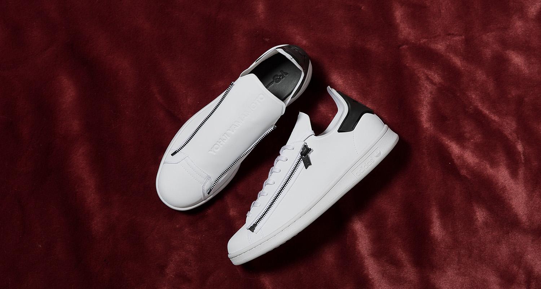 Adidas Y 3 Stan Smith Zip Belle Ottiene Un Nuovo Colorway Belle Zip Scarpe 160d57