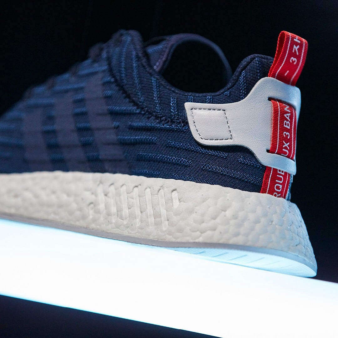 quality design 5a205 7db76 Four adidas NMD R2 Colorways Are Releasing Exclusively at JD ...