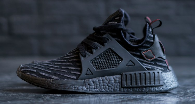 adidas NMD XR1 Primeknit Core Black/Core Red