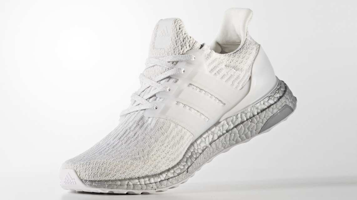 """adidas Ultra Boost 3.0 """"Crystal White"""""""