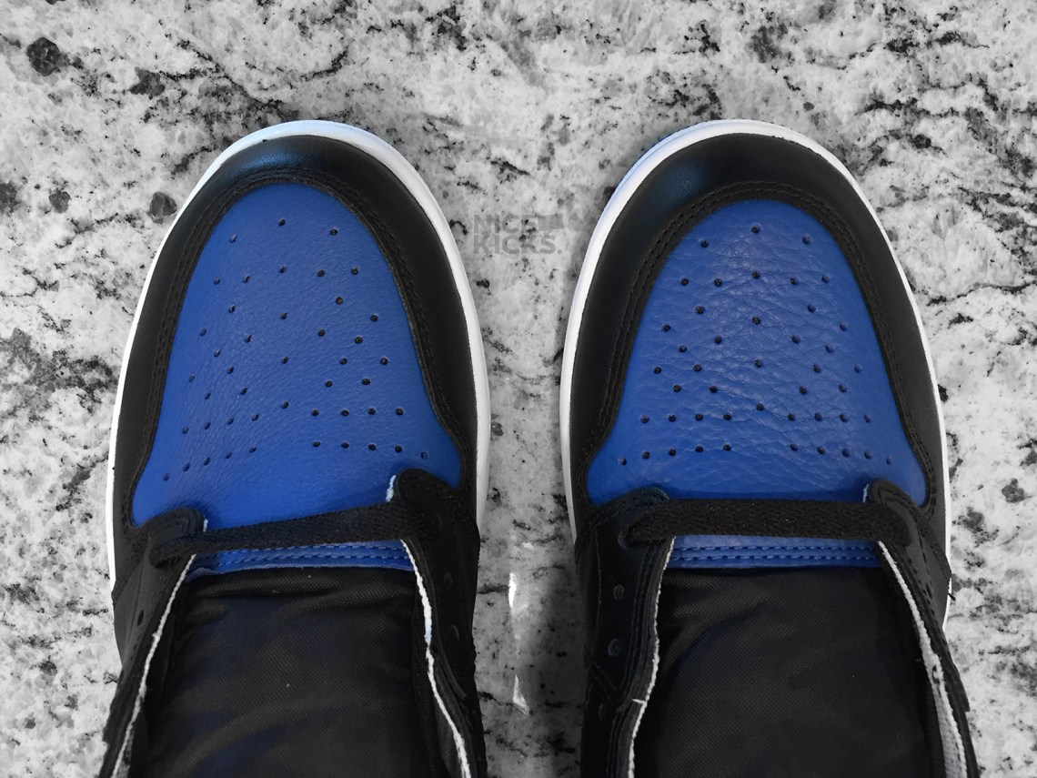 "Air Jordan 1 ""Royal"" - 12/13 pair"