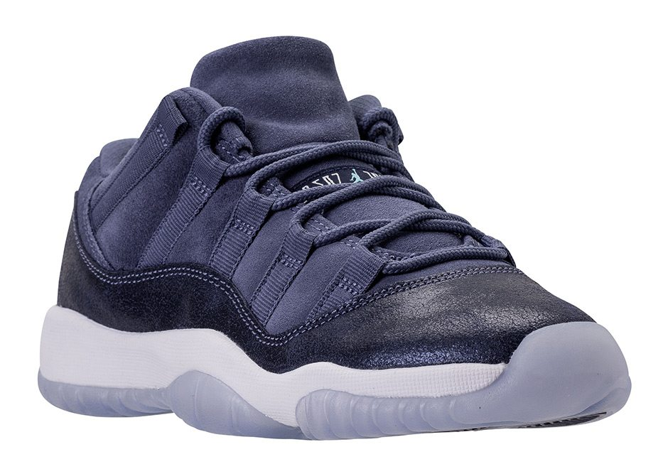 "Air Jordan 11 Low ""Blue Moon"""
