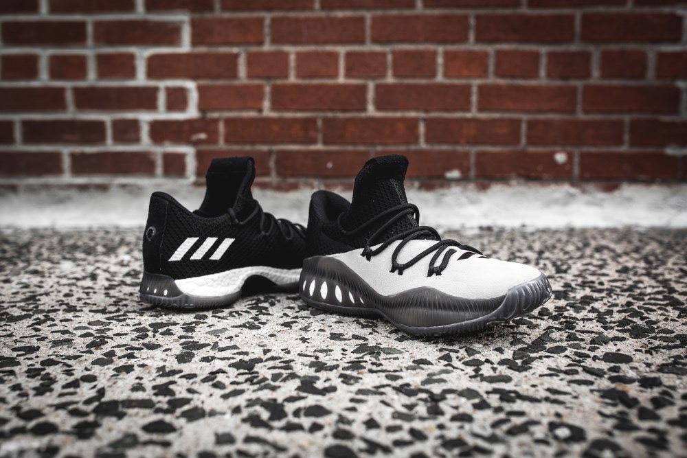 adidas Crazy Explosive Low Gets a Consortium Makeover | Nice