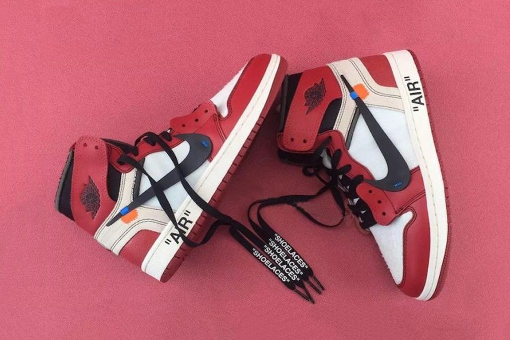 3c6afffb5fc00c Off-White x Air Jordan 1    First Look