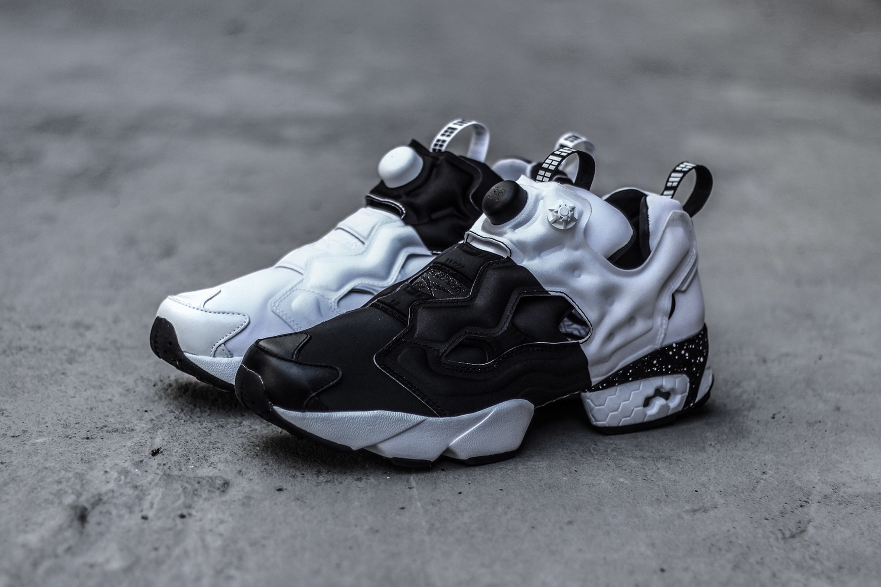 DEAL Partners With Reebok for Color Blocked Instapump Fury