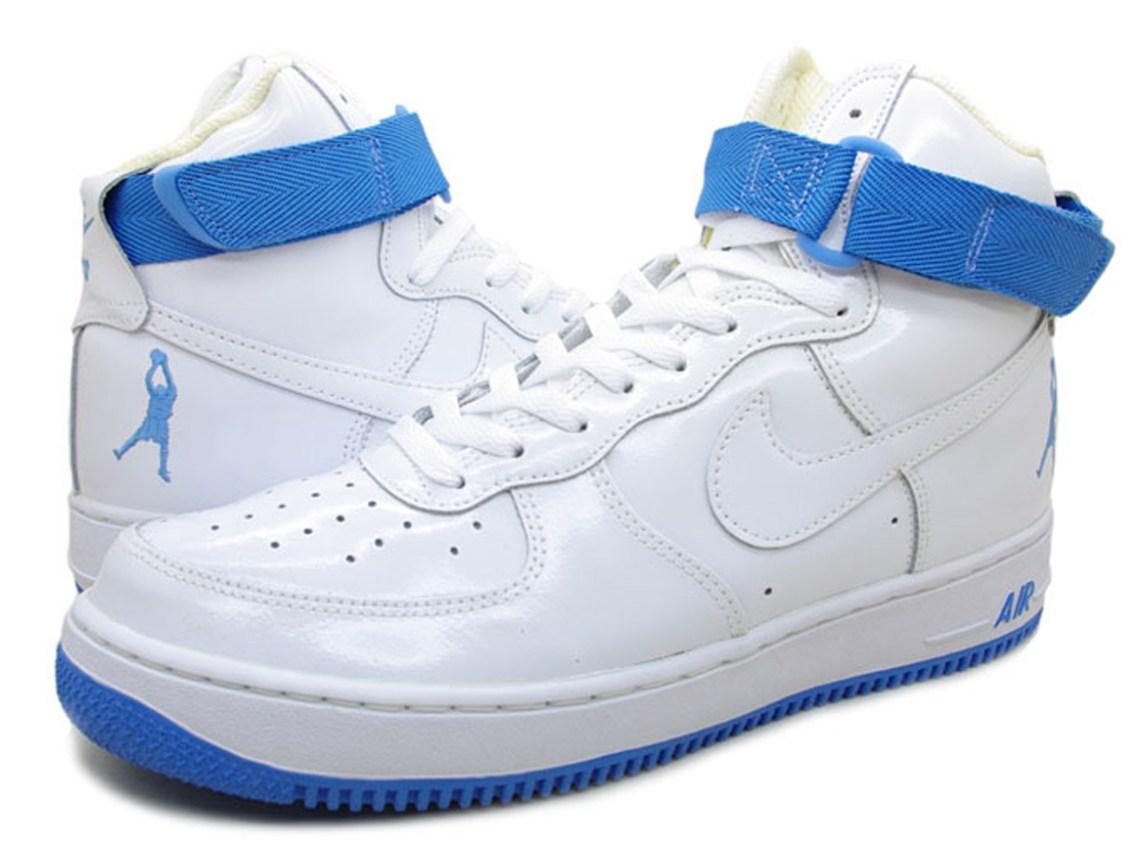 9ee8777a8e8 Tar Heel Heat // The 25 Best Shoes in North Carolina Basketball ...