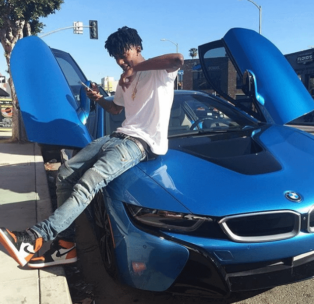 CSS Spotlight Playboi Carti