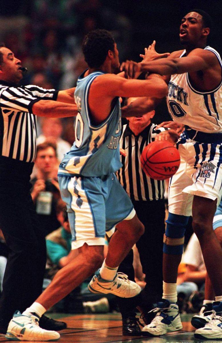 Tar Heel Heat // The 25 Best Shoes in North Carolina Basketball