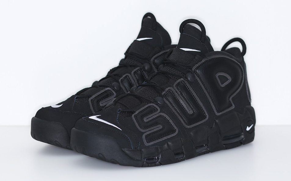 brand new 35cc8 e9671 ... Supreme x Nike Air More Uptempo