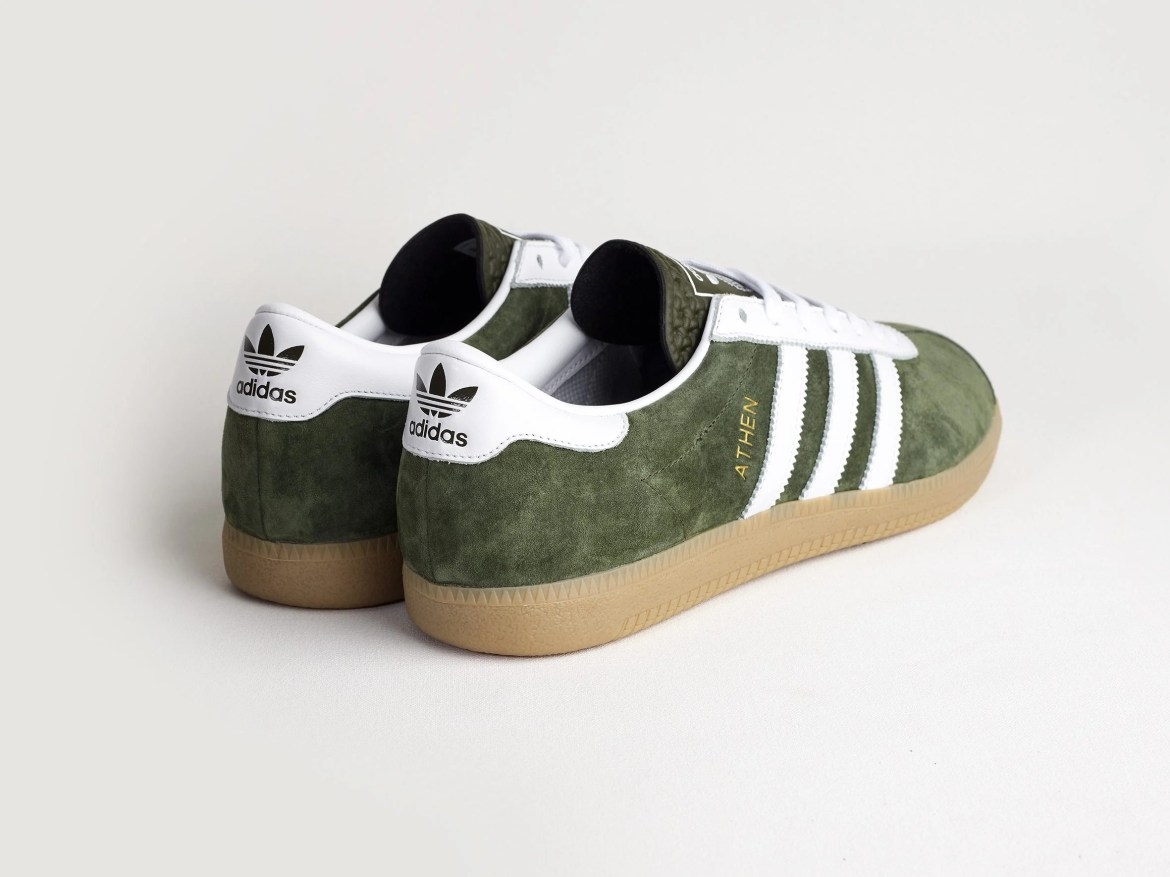 """adidas Athen """"Forest Green"""""""