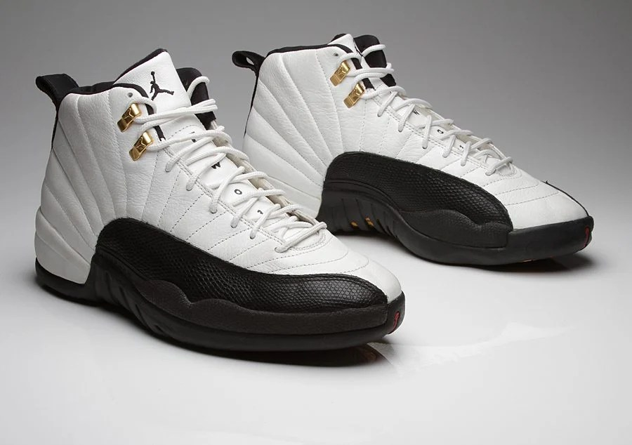 13 – Air Jordan 12. Following up the instant classic ...