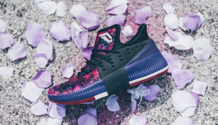 "adidas Dame 3 ""Florist City"""