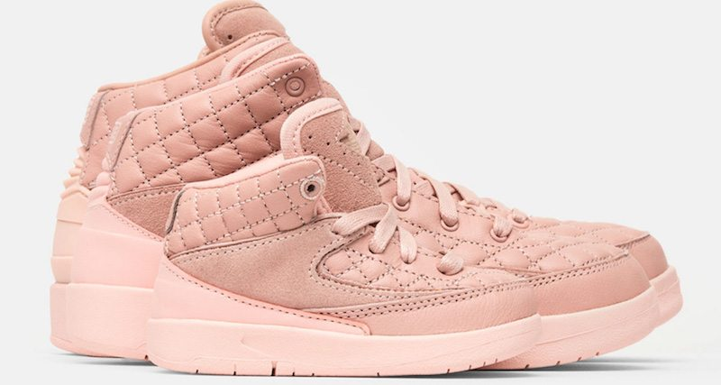 "Don C x Air Jordan 2 ""Arctic Orange"""