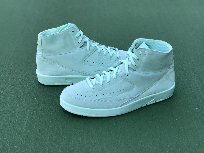 "Air Jordan 2 Decon ""Mint Foam"""
