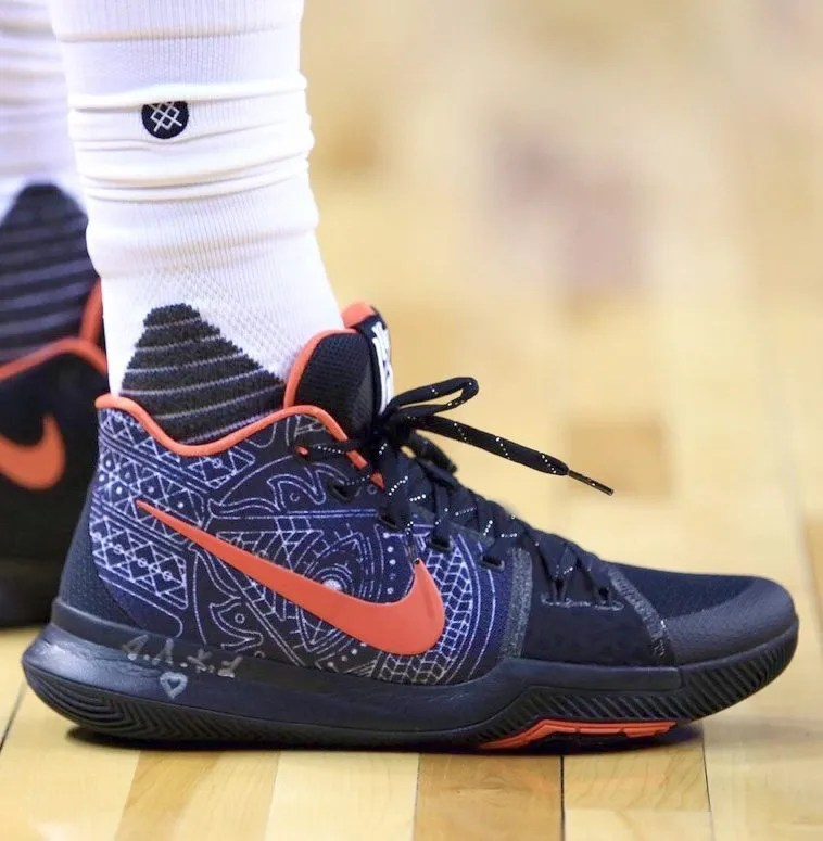 f91bd8ba290c Kyrie Irving s Newest Nike Shoe Is Inspired By His