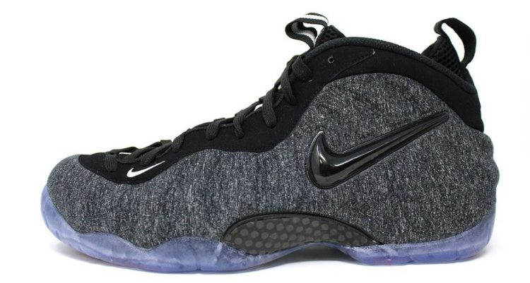 "Nike Air Foamposite Pro ""Fleece"""