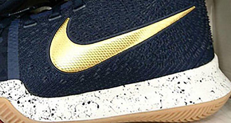 Nike Kyrie 3 Obsidian/Gold