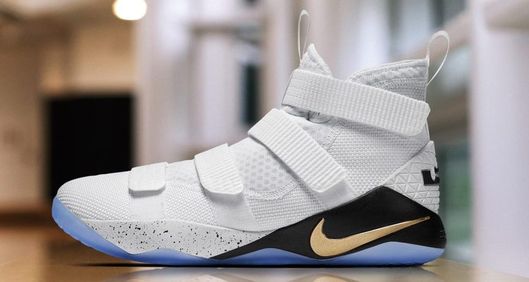 quality design b1cfe 6971b Nike Zoom LeBron Soldier 11 | Nice Kicks