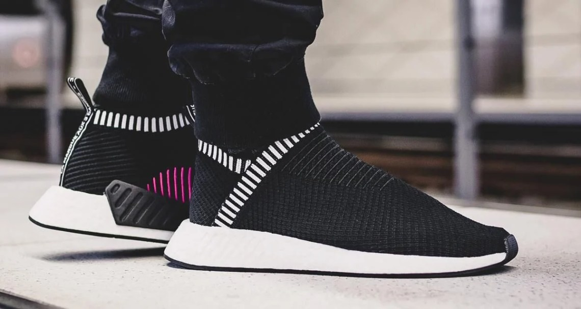 "adidas NMD CS2 ""Shock Pink"" Pack"