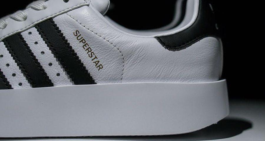 adidas superstar platform