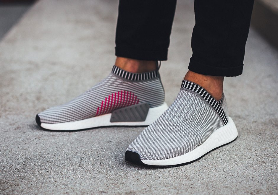 huge selection of 6e4f9 623fa ADIDAS NMD CITY SOCK X WHITE MOUNTAINEERING Premier