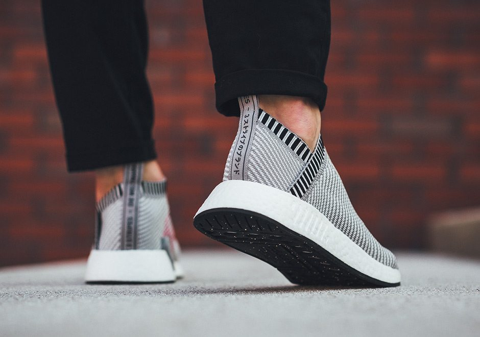 official photos 516db 5ccbe Adidas NMD City Sock Core Black First In Sneakers