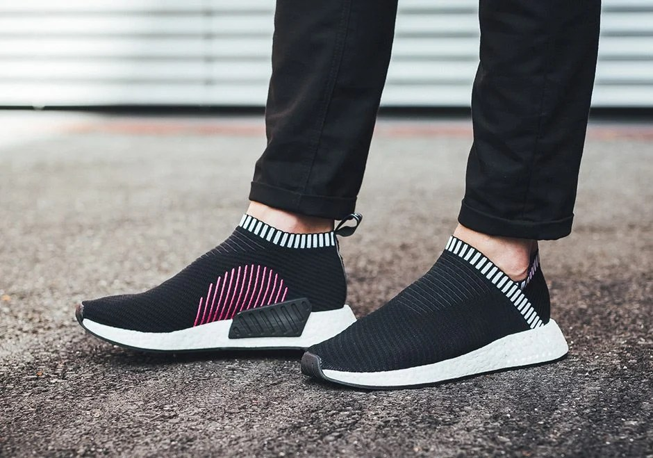 "adidas NMD CS2 PK ""Shock Pink"" Pack"