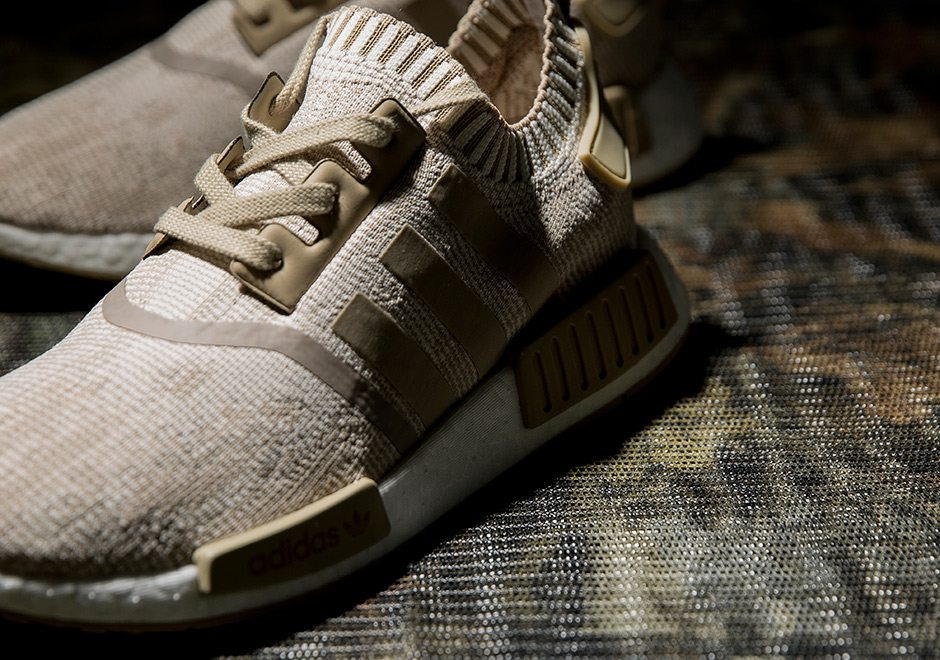adidas NMD R1 Black Tan
