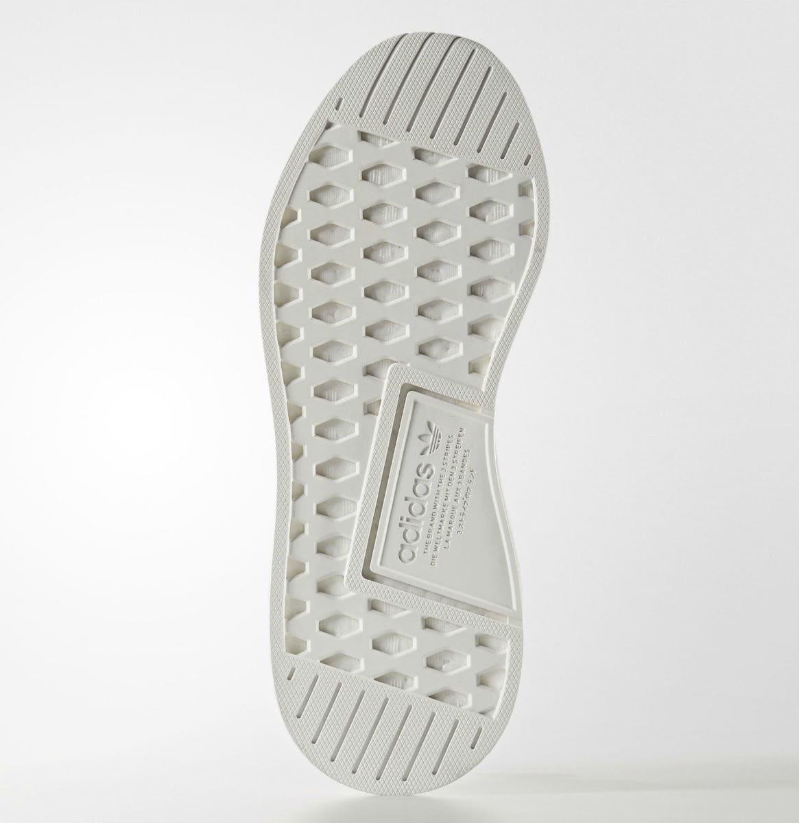 """adidas NMD R2 """"Triple White"""""""