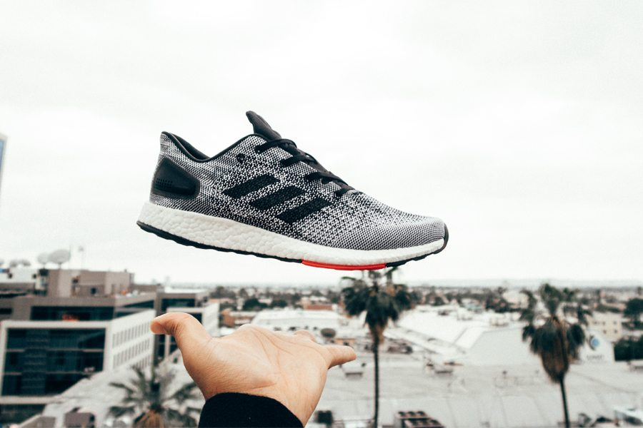 new arrival 2030c 88f0a ... as an on-foot look to get better acquainted with the all-new adidas  runner. Retail price is set at   150 and you can shop the adidas PureBOOST  DPR here.