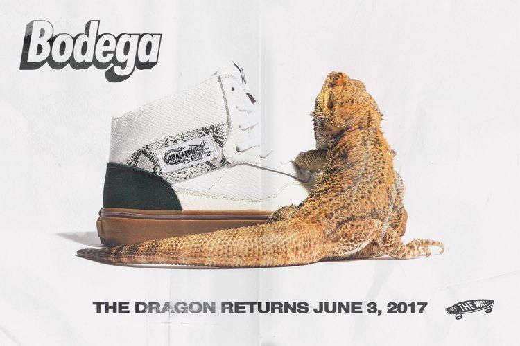 "Bodega x Vans Vault ""Return of the Dragon"""
