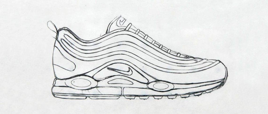 276b27df2ee907 free shipping Interview Christian Tresser On Creating The Air Max 97 and  Nike Taking a Risk
