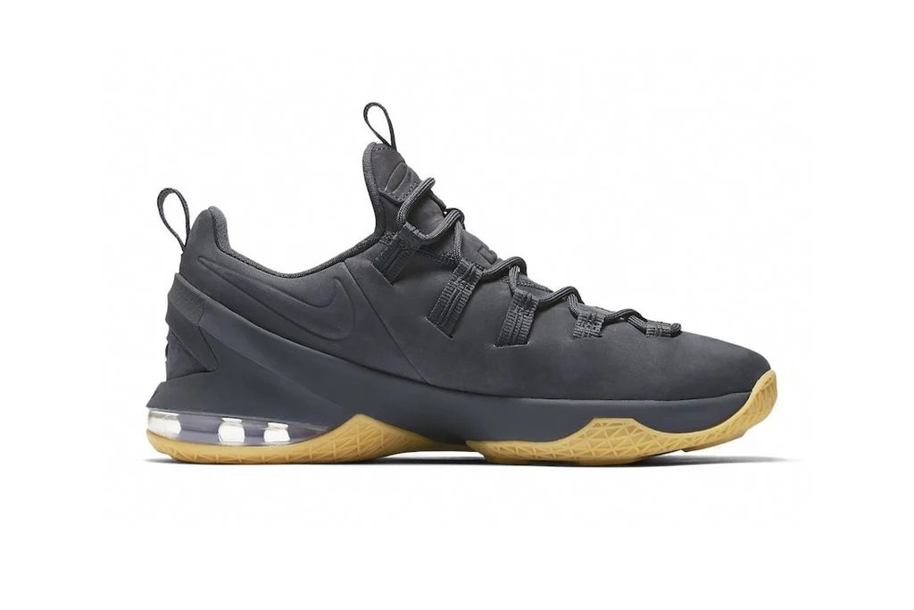 "Nike LeBron 13 Low ""Anthracite"""