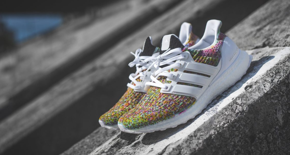 Multicolor Goes to a Whole New Level on this