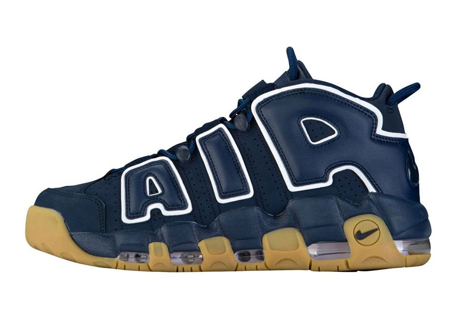 half off 30fee 3430d Nike Air More Uptempo Obsidian Gum