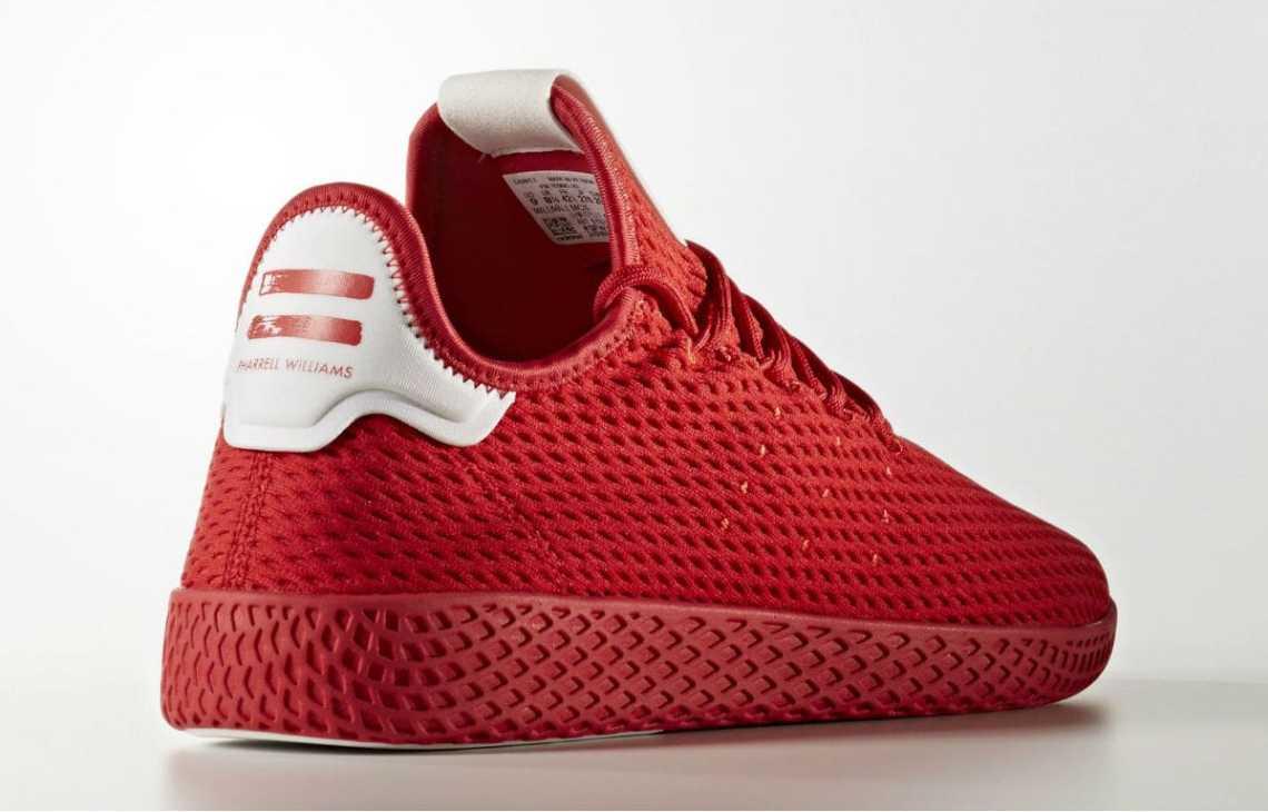 09bb90c72 Pharrell s adidas Tennis Hu is Releasing in More Colorways Soon ...