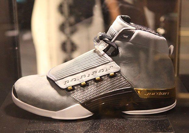 Air Jordan Collection Rétro Salle 17 Trophées