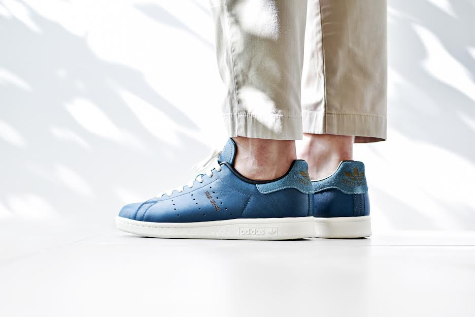 "adidas Stan Smith Horween ""Blue"""