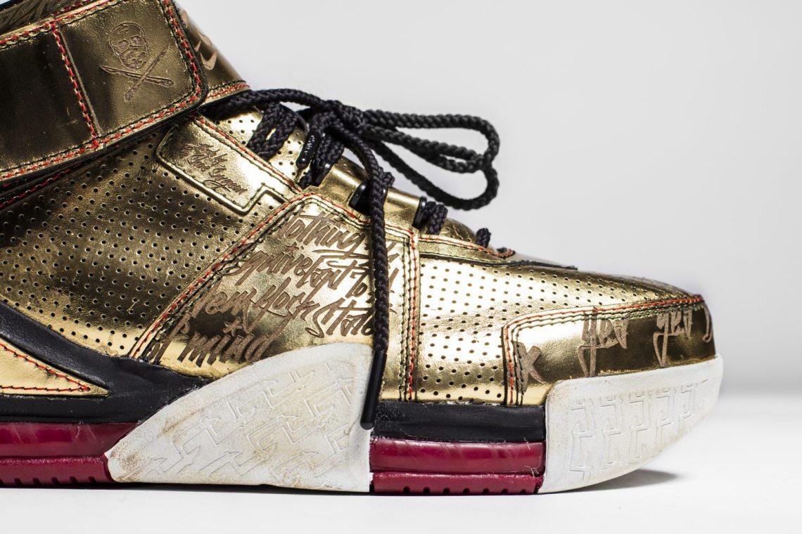 Nike Zoom LeBron II Custom by The Shoe Surgeon