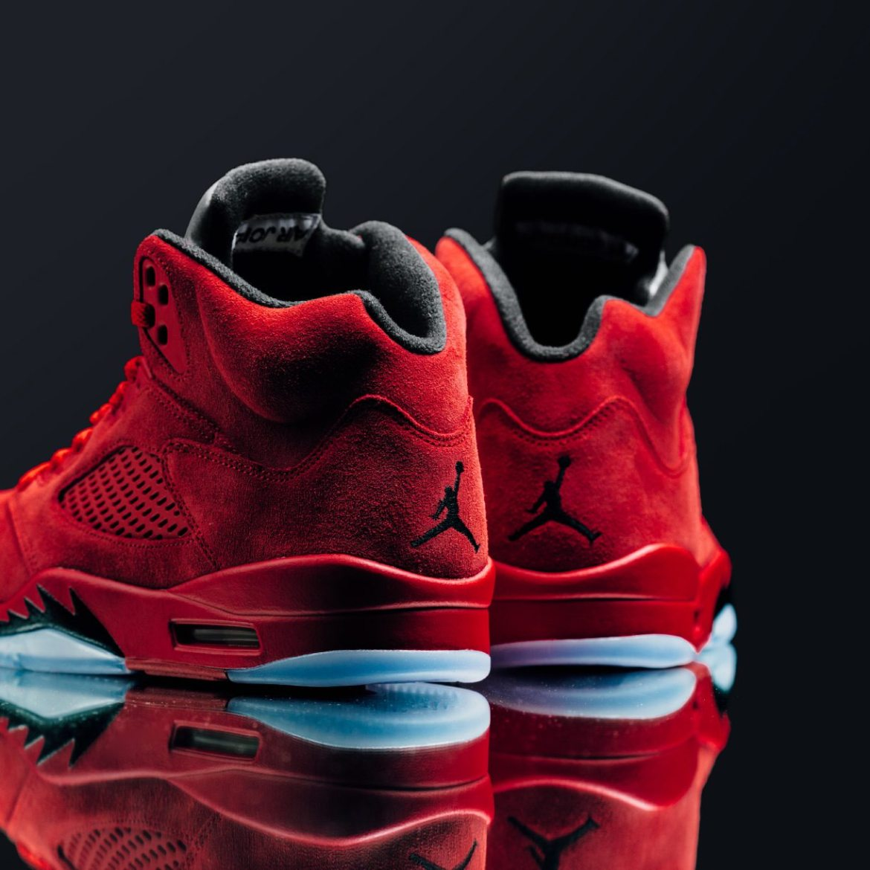 """Air Jordan 5 """"Flight Suit"""""""