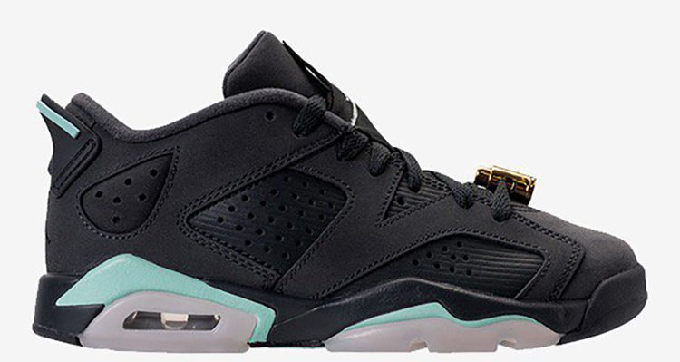"Air Jordan 6 Low ""Mint Foam"""