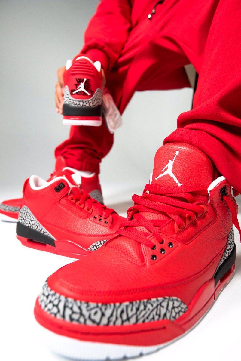 "DJ Khaled x Air Jordan 3 ""Grateful"""