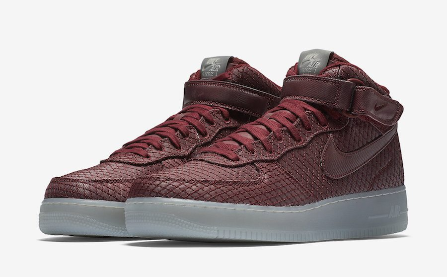 2016 nike air force 1 release