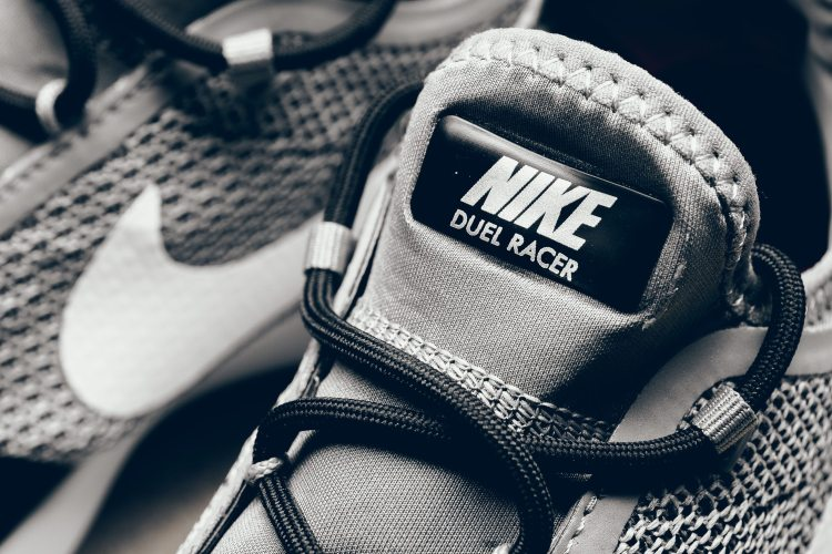 Nike Duel Racer Light Charcoal/White/Pale Grey // Releasing Soon