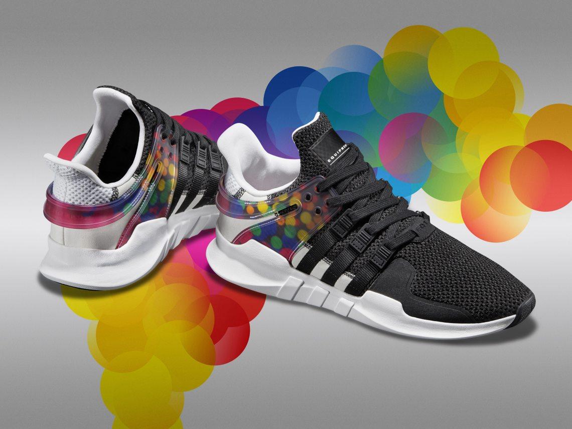 """adidas EQT Support ADV """"Pride"""""""