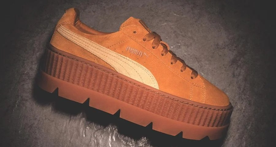 Rihanna x PUMA Creeper Boot