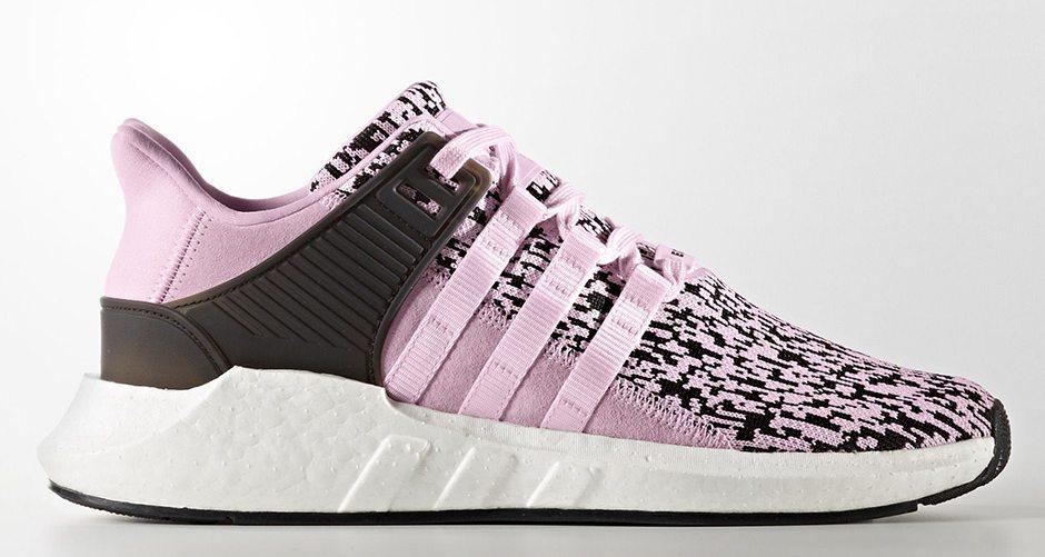 "adidas EQT Support 93/17 ""Pink"""