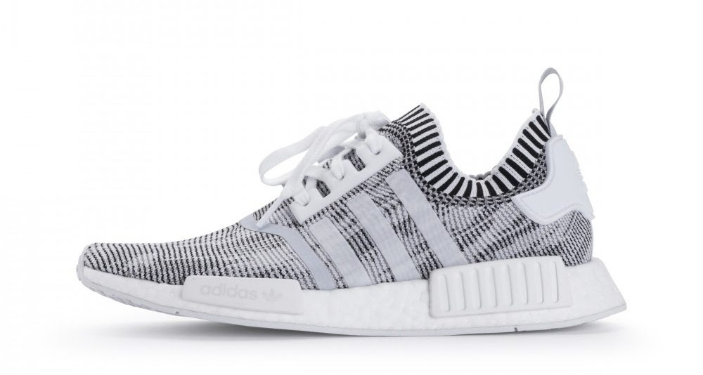 best sneakers c6aed 69986 This adidas NMD R1 Primeknit Glitch Camo Just Released