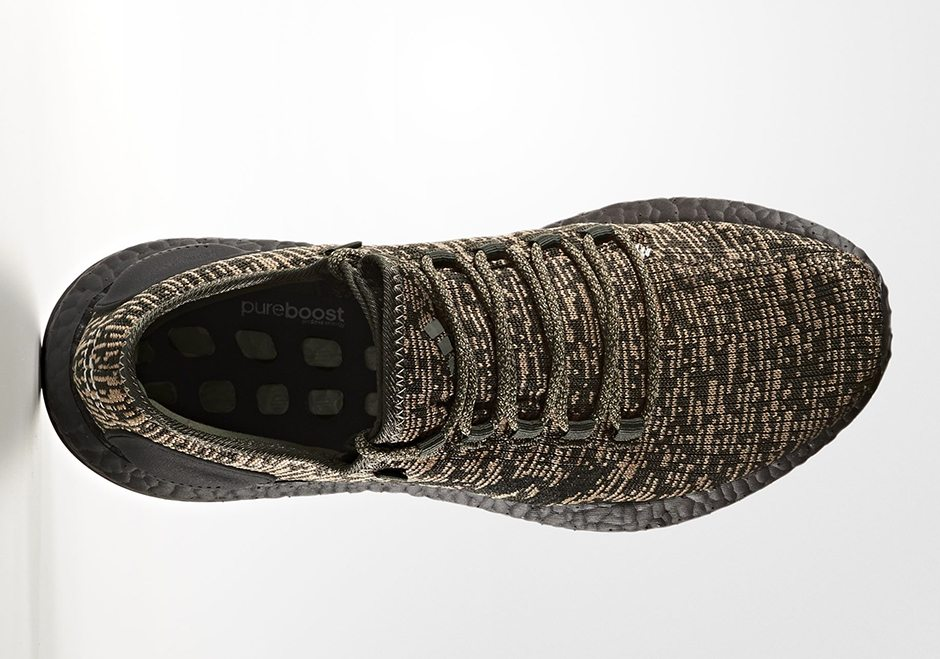 "adidas Pure Boost ""Night Cargo"""